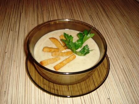 суп с консервированными шампиньонами и картофелем рецепт