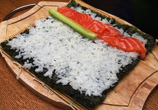Рис для суши приготовление в домашних условиях фото - Sport holdem
