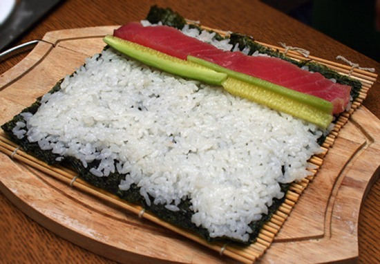 Суши дома рецепты с пошаговым фото
